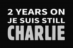 Two years on still Charlie