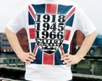 T shirt anglais