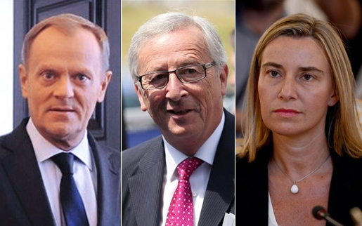 The EU's new faces.