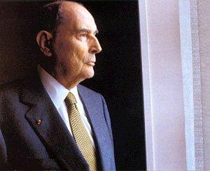 Mitterrand fenêtre