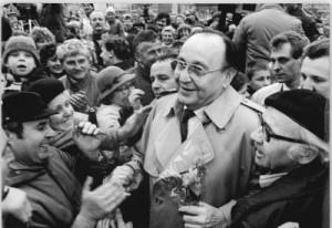 Genscher 1990