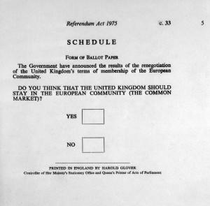 The 1975 ballot.>
