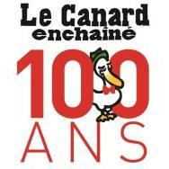 Canard enchaîné 100 ans