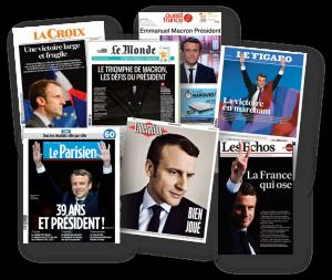 Macron 8 May